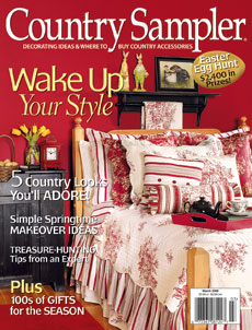 February/March 2008 cover
